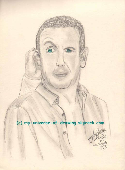 Dany Boon by AngelRainbow